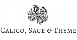 Calico,Sage & Thyme
