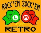 rock em sock em retro