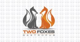 two foxs
