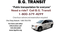 BG Transit - Public Transportation for Everyone