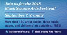2018 Black Swamp Arts Festival