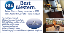 Stay at Best Western
