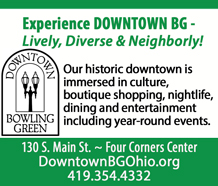 Experience Downtown Bowling Green