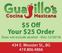 Guajillos Cocina Mexicana