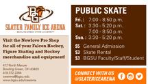 BG Slater Family Ice Arena