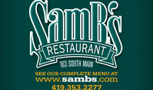 Sam B's