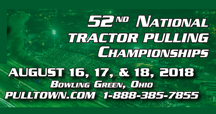 52nd Annual Tractor Pulling Championships