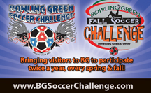 Bowling Green Fall Soccer Challenge