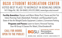 BGSU Student Recreation Center